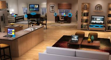 Awesome Home Wireless Network Design Pictures   Best Image 3D Home . Nice Design